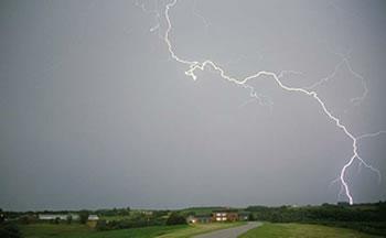 Sobrevivr a una tormenta eléctrica Rayo3